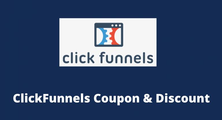 ClickFunnels Coupon