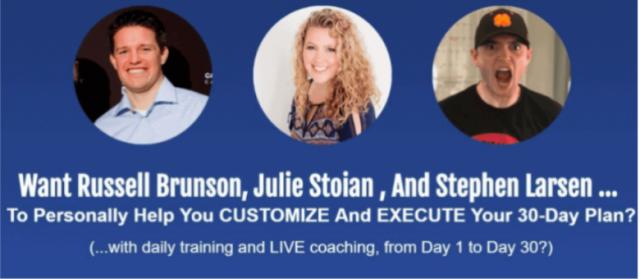 ClickFunnels Coupon - Live Coaching