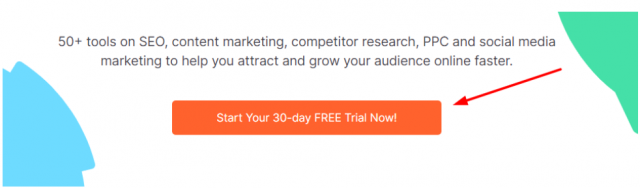 30 Days Free Trial Offer