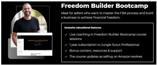 Freedom Builders bootcamp