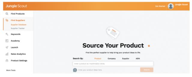 Supplier Database